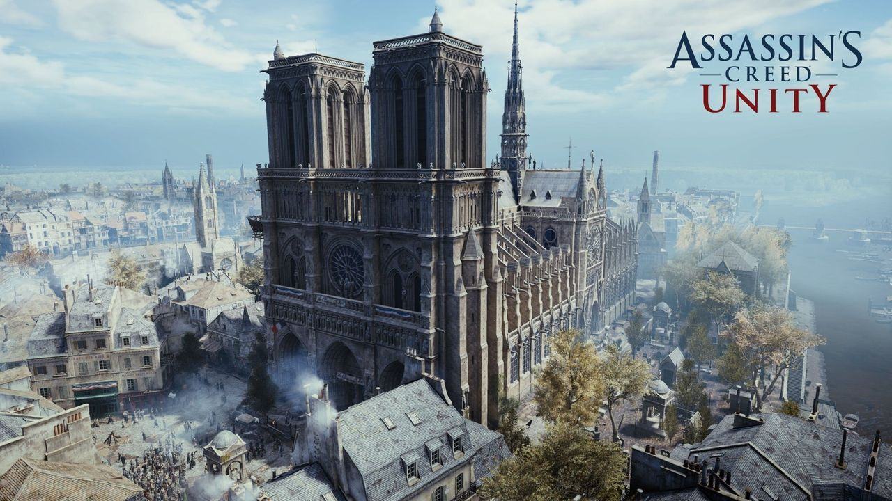 Assassin's Creed Unity: 3 million downloads in the past week