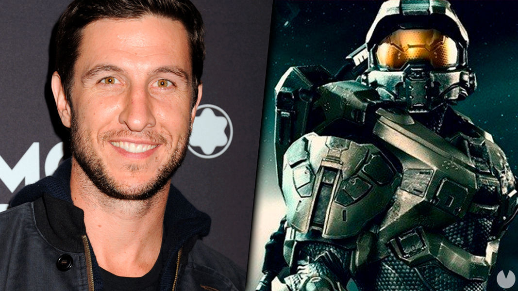Pablo Schreiber will be the Master Chief in the series of Halo