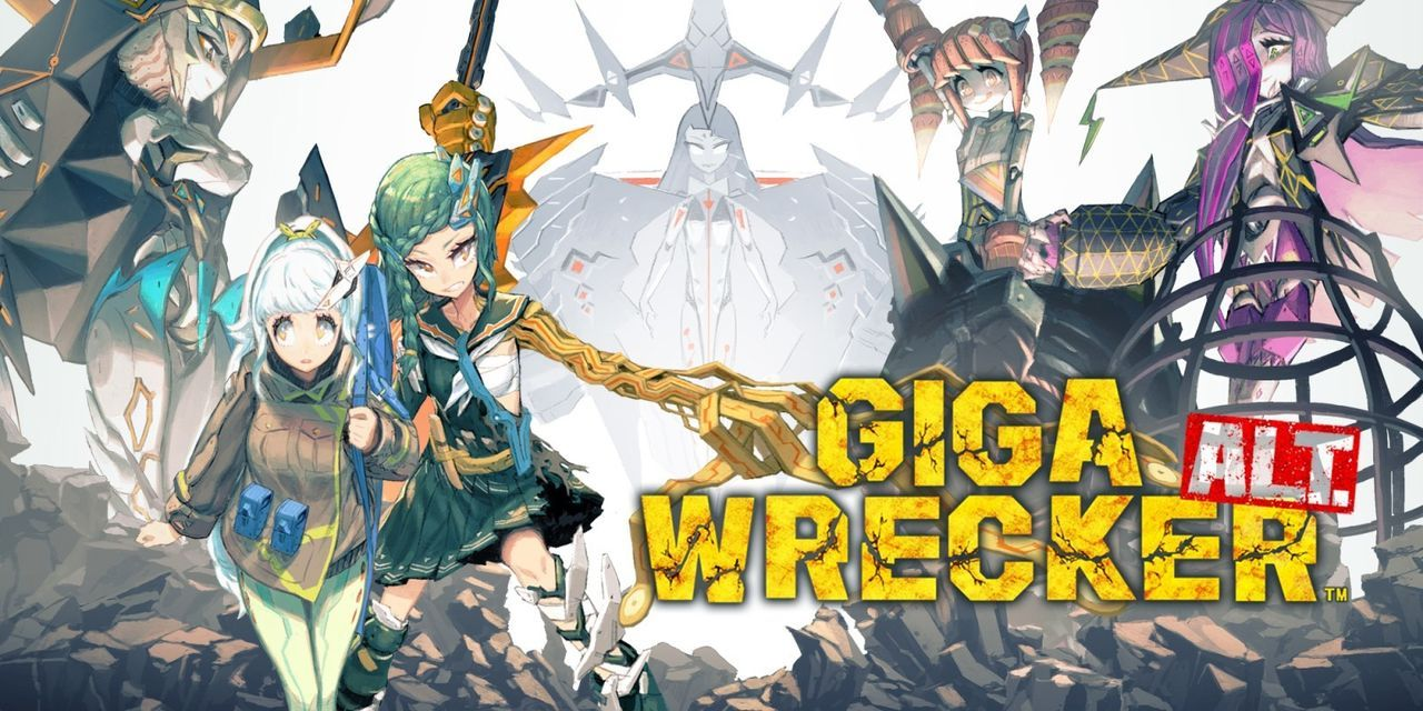 Giga Wrecker, from the creators of Pokémon, confirming your date on PS4, One and Switch