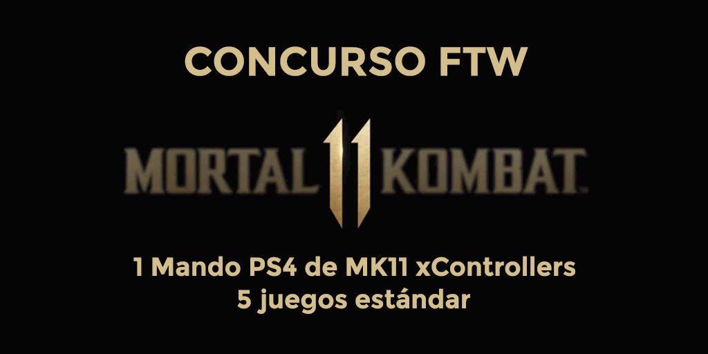 Win with Vandal 5 Mortal Kombat 11 and a command officer xControllers
