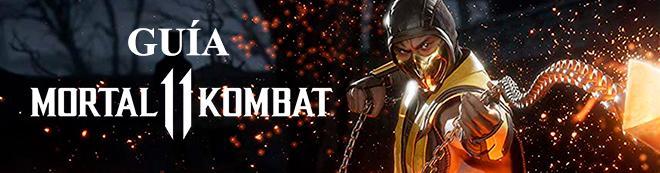Guía Mortal Kombat 11: Trucos, consejos y secretos