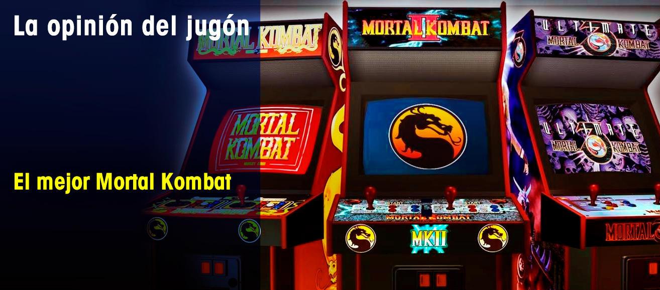 El mejor Mortal Kombat