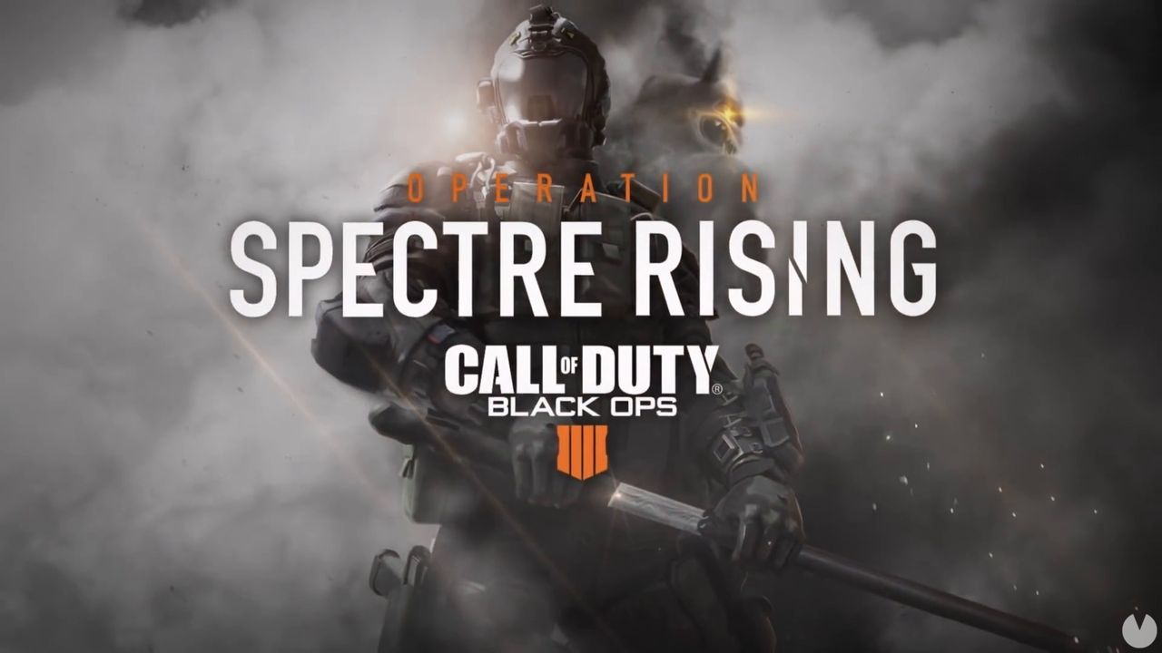 Call of Duty: Black Ops 4 presents its content Operation Spectre Rising