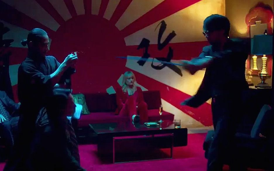 Hideo Kojima appears in Too Old To Die Young, the new series by Nicolas Winding Refn