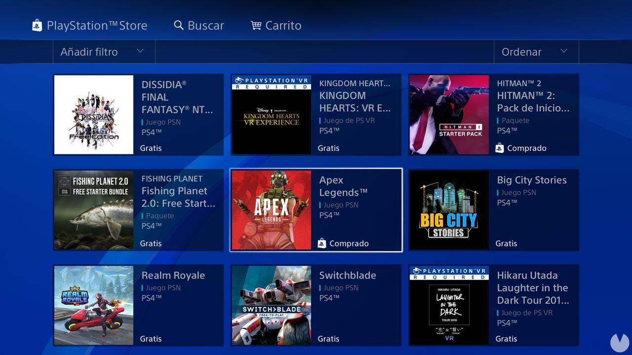 Todas las demos y juegos gratis de PS4 para descargar - Listado