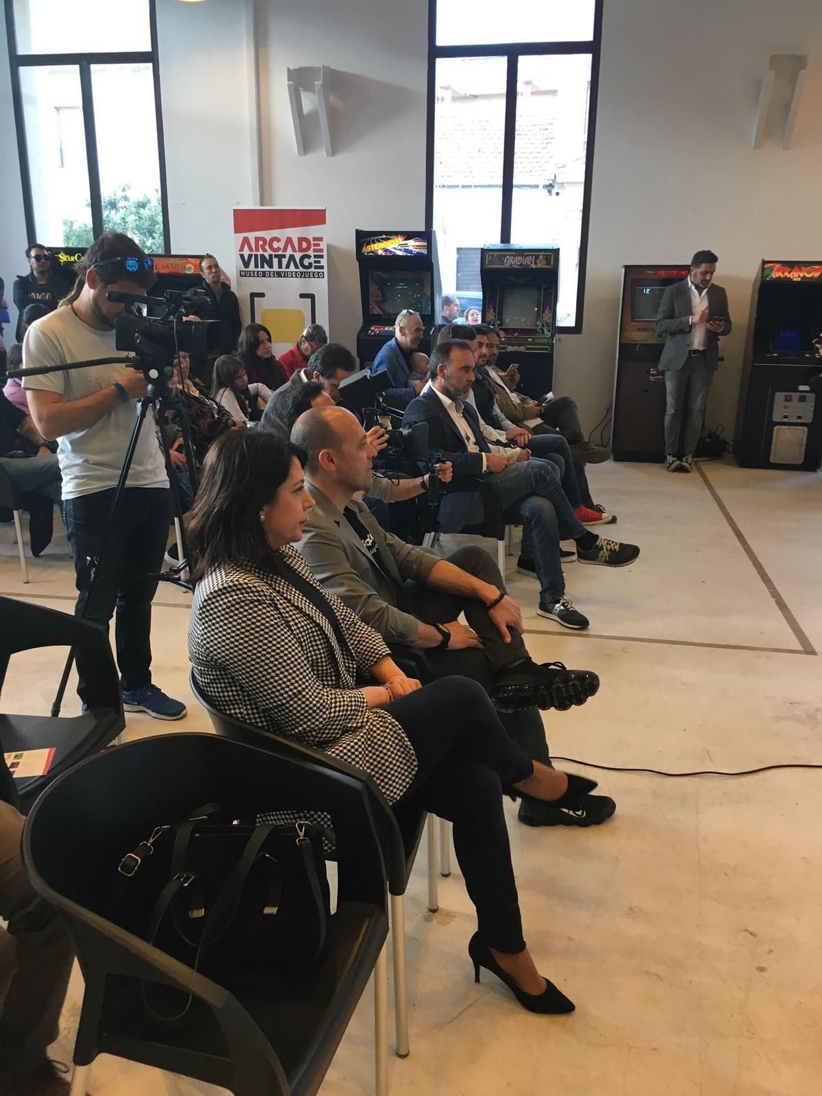Museum of the video Game Arcade Vintage Ibi will open its doors in June