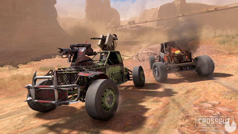 Crossout: The brawl 'Battle Royale' is coming back into rotation