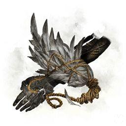 Sekiro - Cuervo de niebla