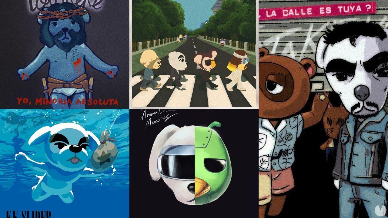Nirvana a Rimorchio: gli appassionati di Animal Crossing: New Horizons creare i propri dischi Totakeke
