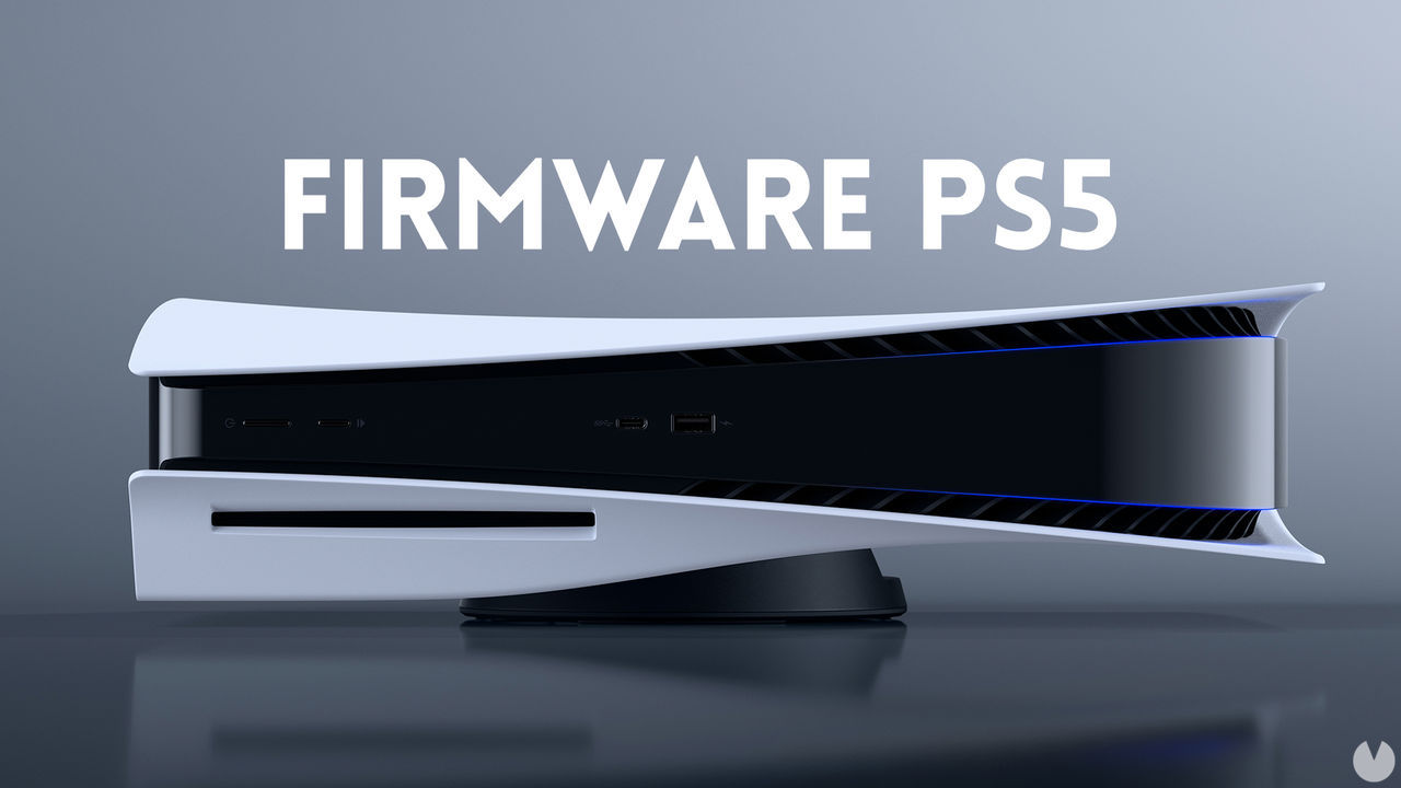 PlayStation 5 actualiza hoy su firmware para mejorar el rendimiento del sistema
