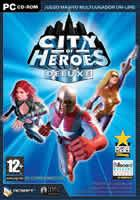 Car�tula oficial de de City of Heroes para PC