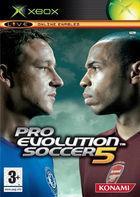 Pro Evolution Soccer 5 para Xbox