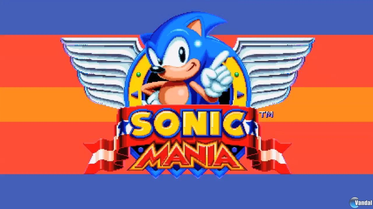 Sonic Mania Reinventará Los Clásicos De La Mascota De Sega