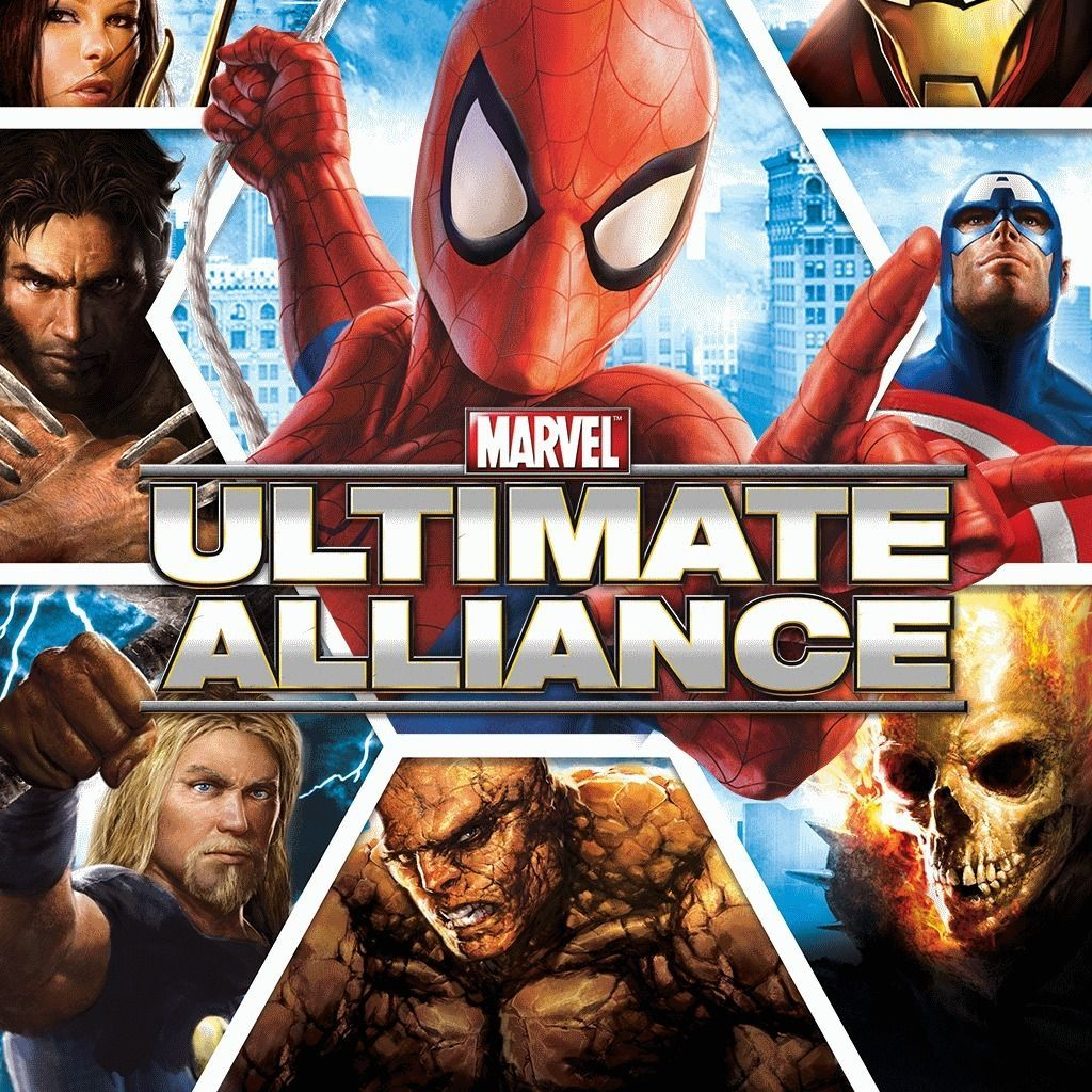 Marvel: Ultimate Alliance - Videojuego (PS4, PS2, PS3, Wii, Xbox 360