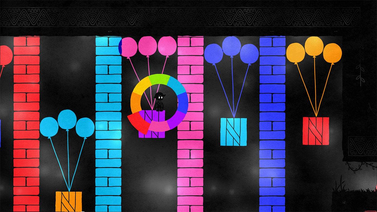 Hue, un plataformas de puzles, es el juego gratis de Epic Games Store esta semana