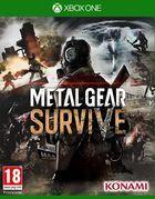 Carátula Metal Gear Survive para Xbox One