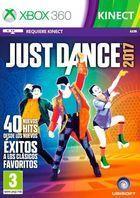 Carátula Just Dance 2017 para Xbox 360