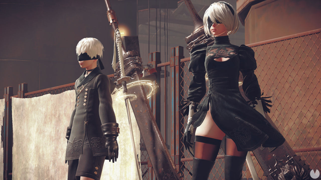 NieR: Automata exceeds 4 million copies sold