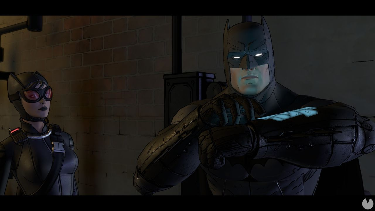 Batman: The Telltale Series | E2