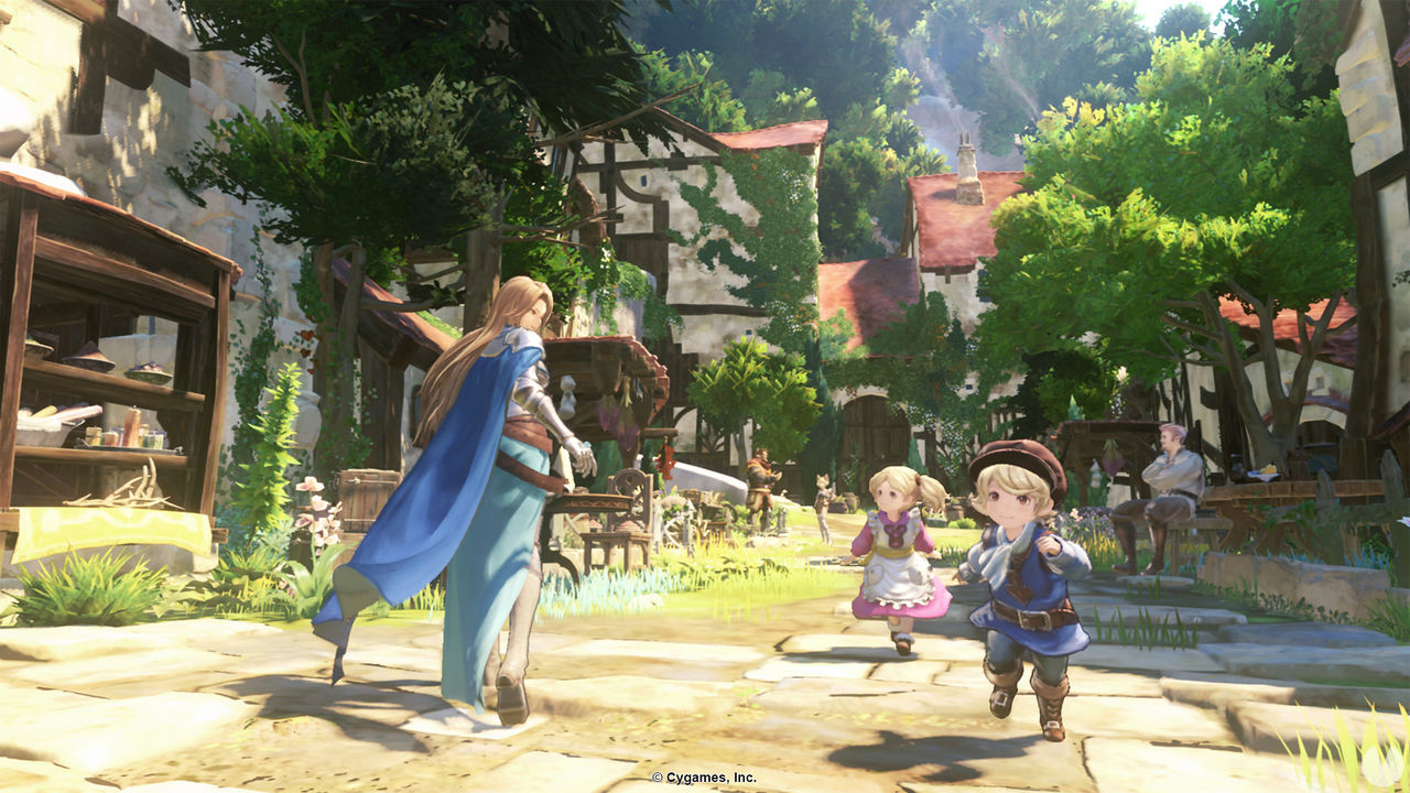 PlatinumGames is no longer involved in Granblue Fantasy Re: Link