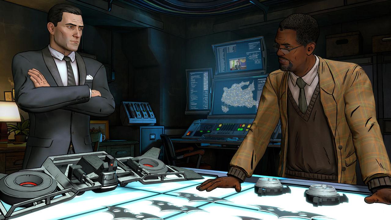 Batman: The Telltale Series   E3