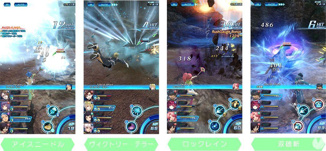 El juego de rol Star Ocean: Anamnesis ya está disponible en iOS y Android