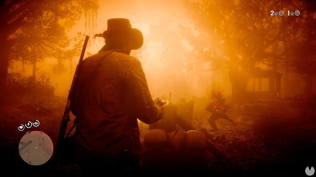 seront Donc les armes et son rôle dans Red Dead Redemption 2