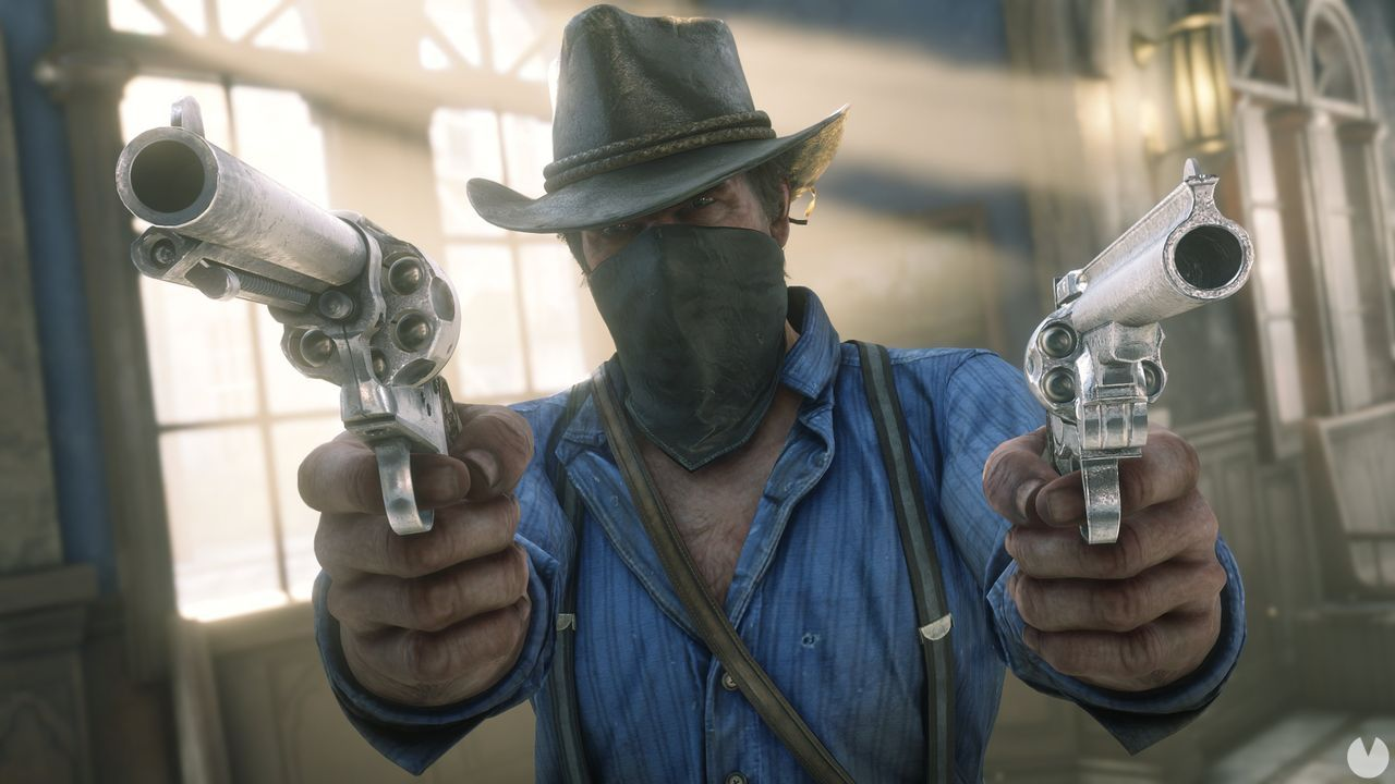 The complementary application of Red Dead Redemption 2 revealed PC settings