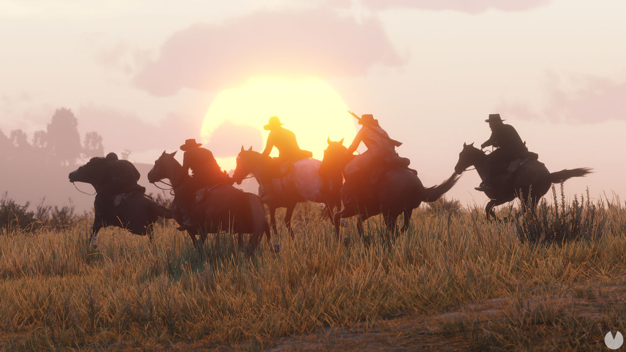 Red Dead Redemption 2 update your story mode and the online
