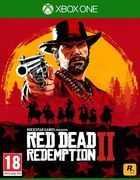 Carátula Red Dead Redemption 2 para Xbox One