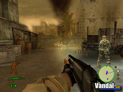 Avance Delta Force Black Hawk Down Ps2 Xbox Pagina 2 Vandal