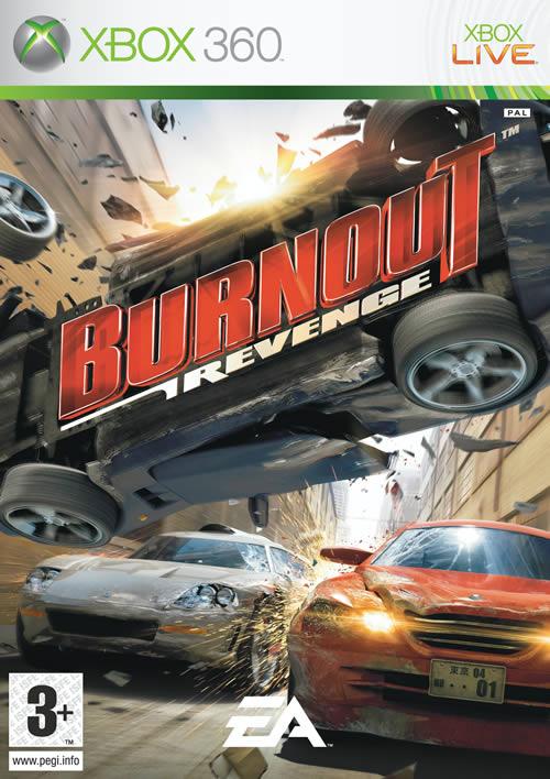 musicas do burnout revenge