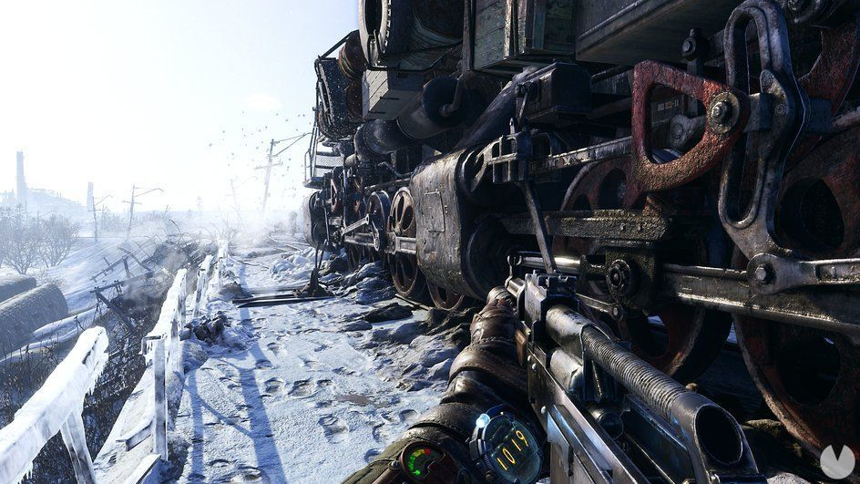 Metro Exodus explains the operation of its guns in a new video