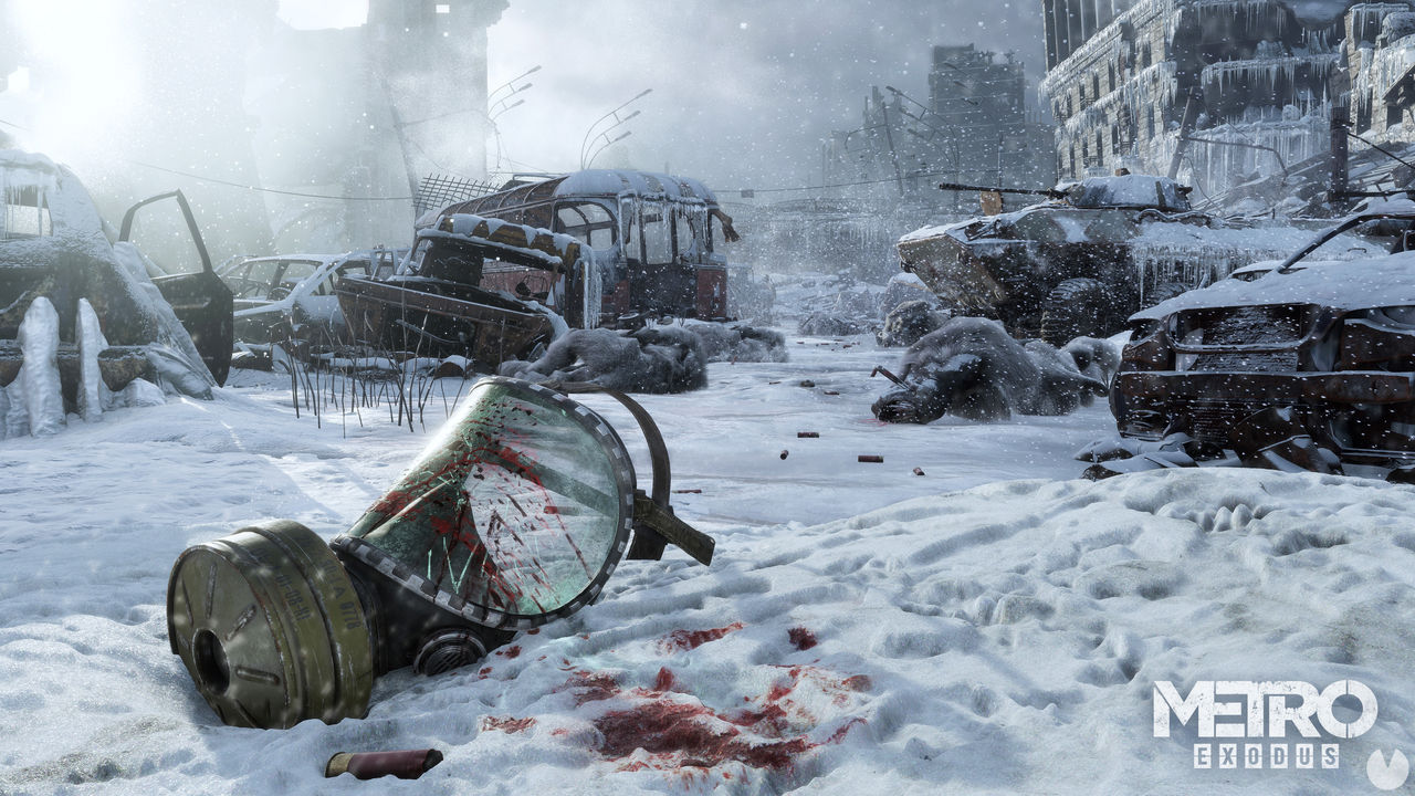 Metro Exodus premiere photo mode at launch