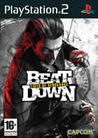 Car�tula oficial de de Beat Down: Fists of Vengeance para PS2