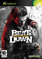 Car�tula oficial de de Beat Down: Fists of Vengeance para Xbox
