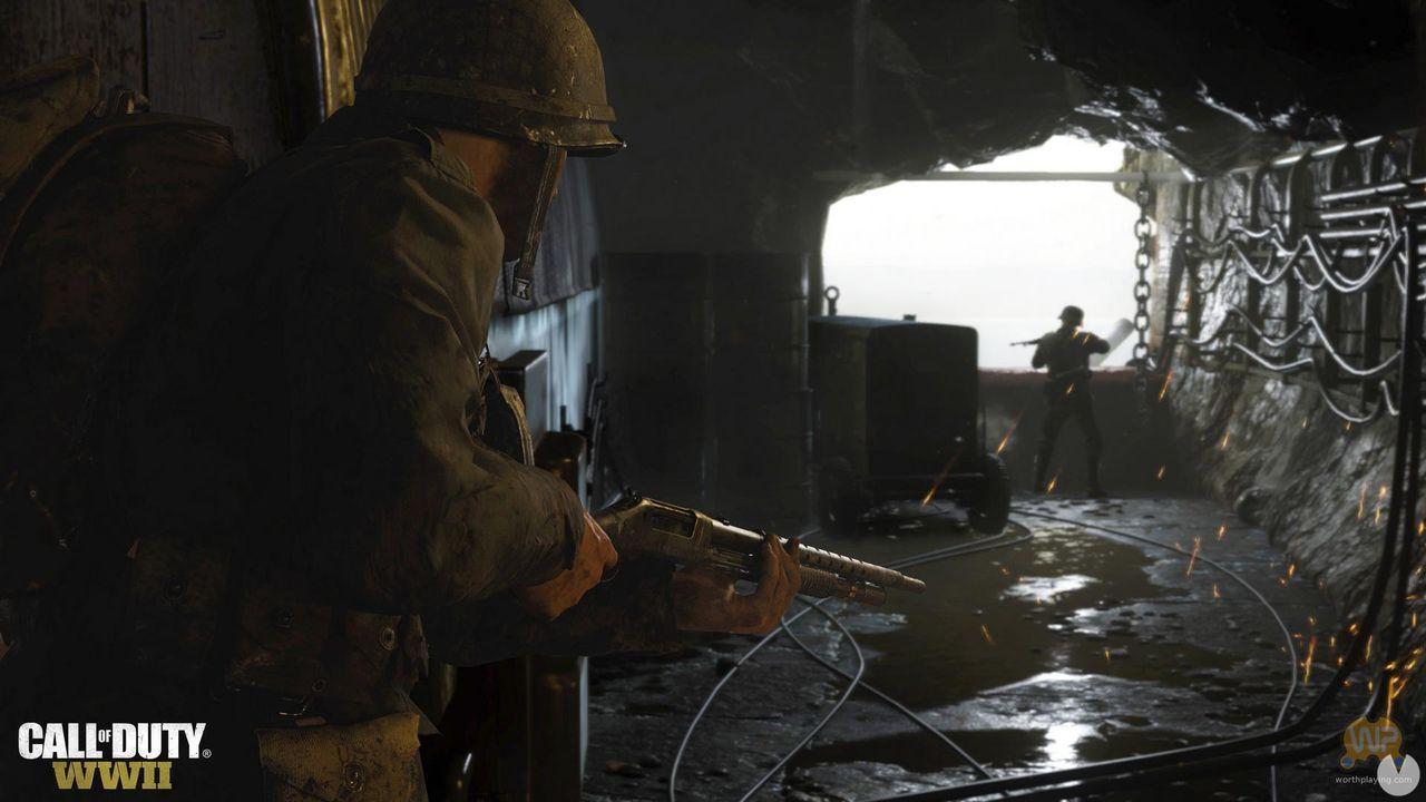 Shipment 1944 podría ser el nuevo DLC de Call of Duty: WWII