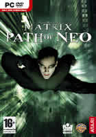 Car�tula oficial de de The Matrix: Path of Neo para PC