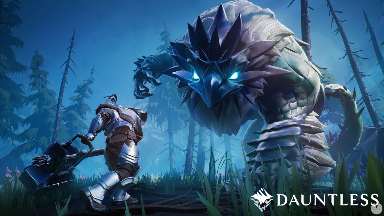 Dauntless arrives on PS4, Xbox One and Epic Games Store on may 21