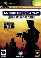 Carátula America's Army: Rise of a Soldier para Xbox