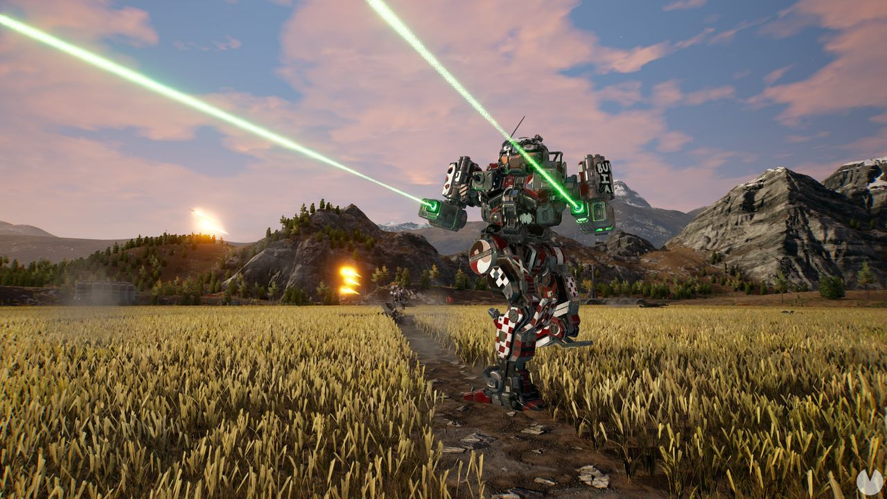 MechWarrior 5 llevará su acción a PS4 y PS5 el próximo 23 de septiembre