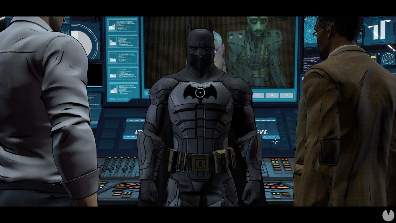 Batman: The Telltale Series | E5