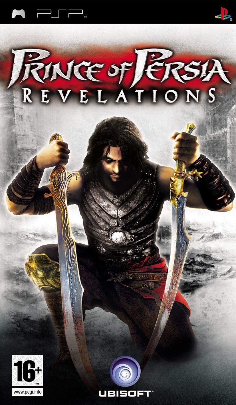 Prince of Persia Revelations - Videojuego (PSP) - Vandal