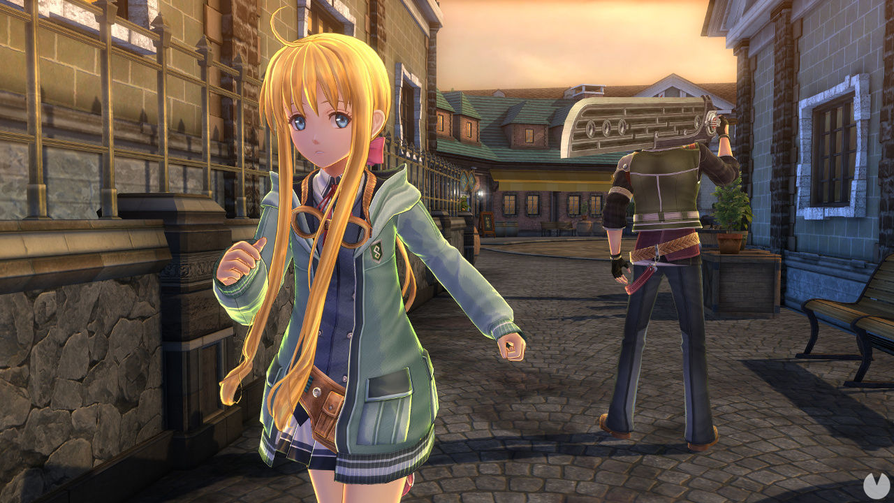 The Legend of Heroes: Trails of Cold Steel III launches demo west on PS4