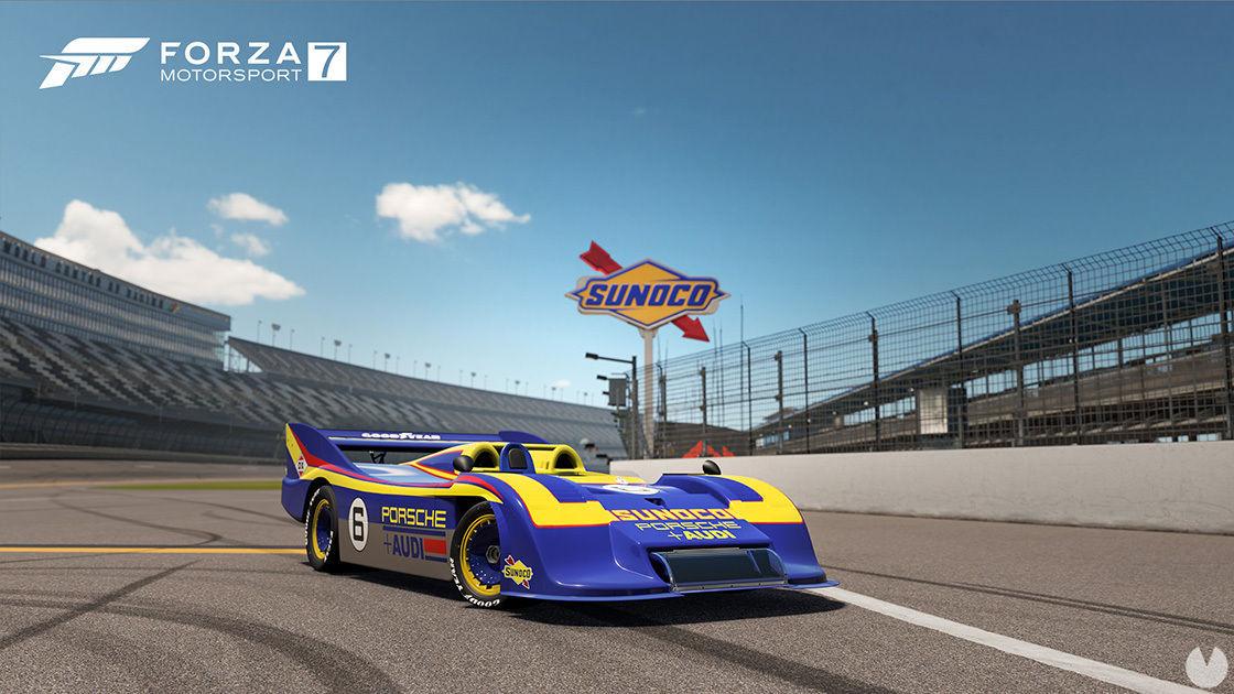 Forza Motorsport 7 elimina las cajas de loot, entre otras novedades y mejoras