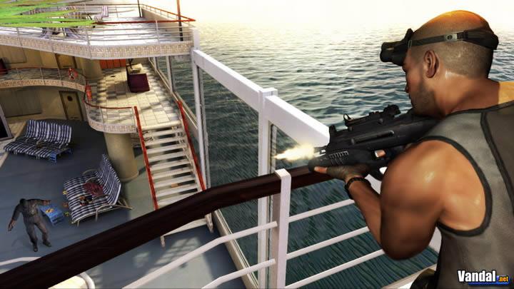 Análisis de Splinter Cell: Double Agent para Xbox 360