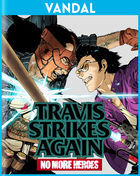 Carátula Travis Strikes Again: No More Heroes para Nintendo Switch