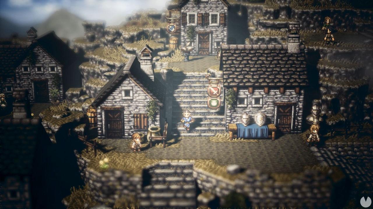 El productor de Octopath Traveler trabaja en más juegos 'no sólo para Switch'
