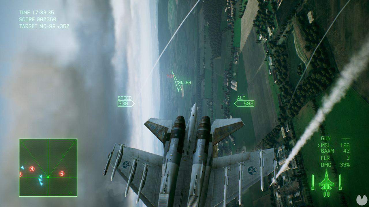 E3 2018: Ace Combat 7: Skies Unknown se muestra en nuevas imágenes