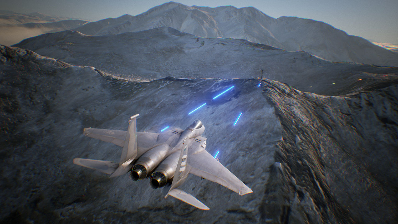 Ace Combat 7 wins the prize for best sound award by the japanese CEDEC